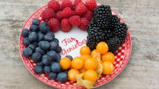 täglich frische Früchte im Früchteshop in Stubenberg am See beziehen
